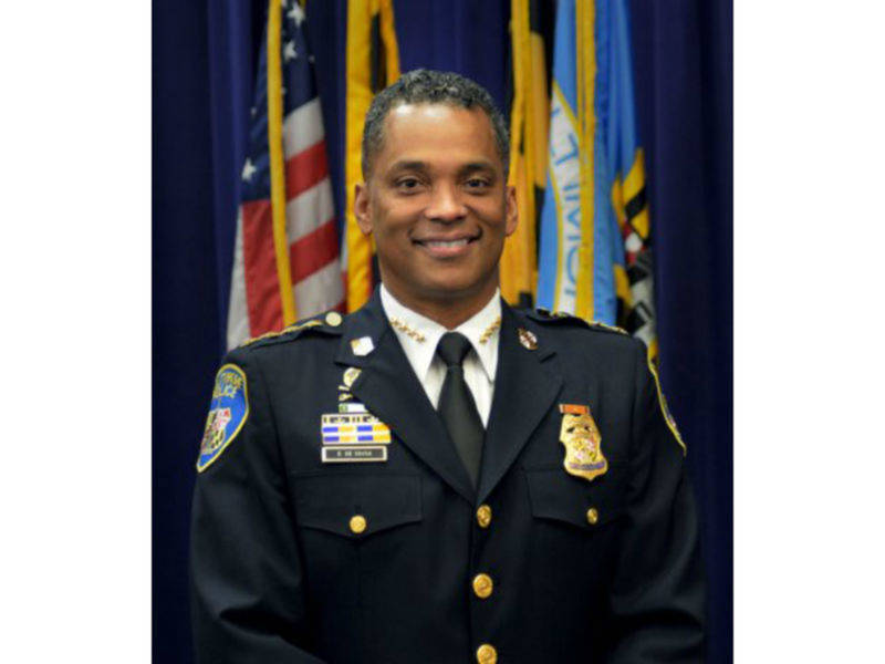 Baltimore Police Commissioner Resigns: Report