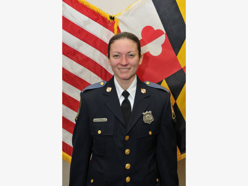 Officer Amy Caprio Awarded Posthumous Departmental Honor