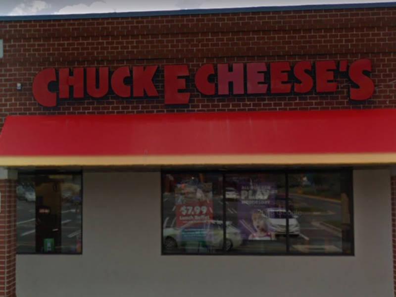 Chuck e cheese towson