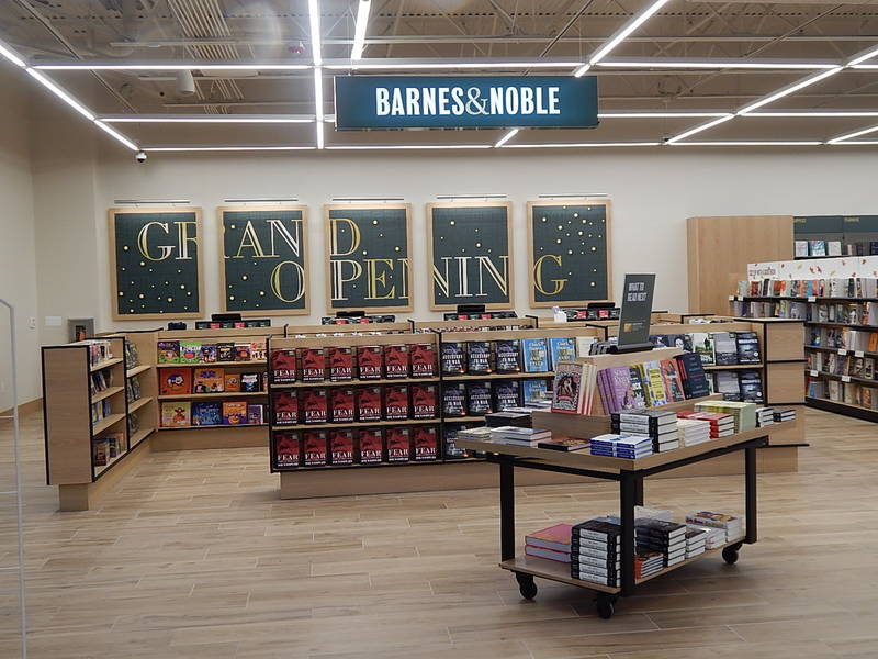 Barnes Noble Opening New Store In Columbia Columbia Md Patch