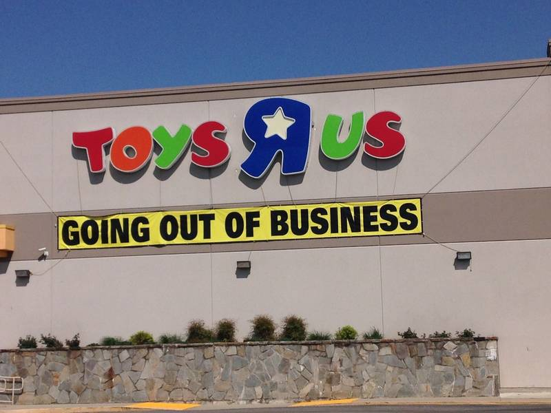 prodigious Toys R Us Sterling Part - 17: Toys R Us May Come Back To VA In Surprise Move