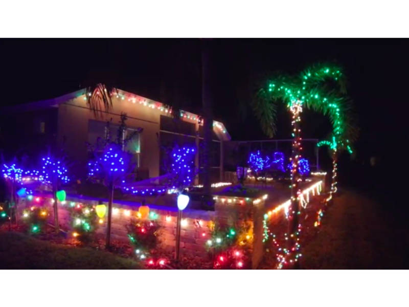 2; Best Christmas Lights In Florida: Where Are They? - Best Christmas Lights In Florida: Where Are They? Across Florida