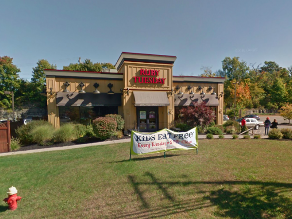 Ruby Tuesday In Ulster Closed For Business Mid Hudson
