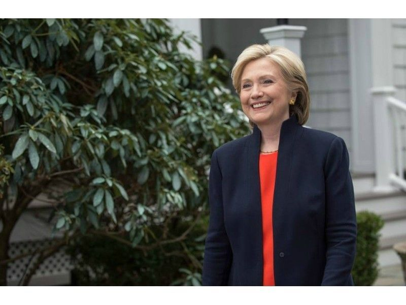 Hillary Clinton Votes Tuesday In Hometown Of Chaqua