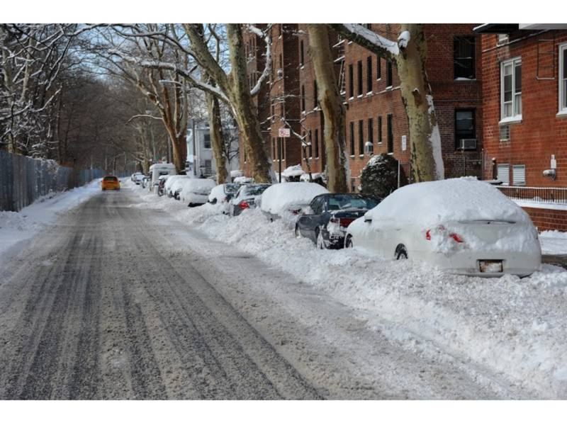 Winter Weather Warning, Advisories Issued For Hudson