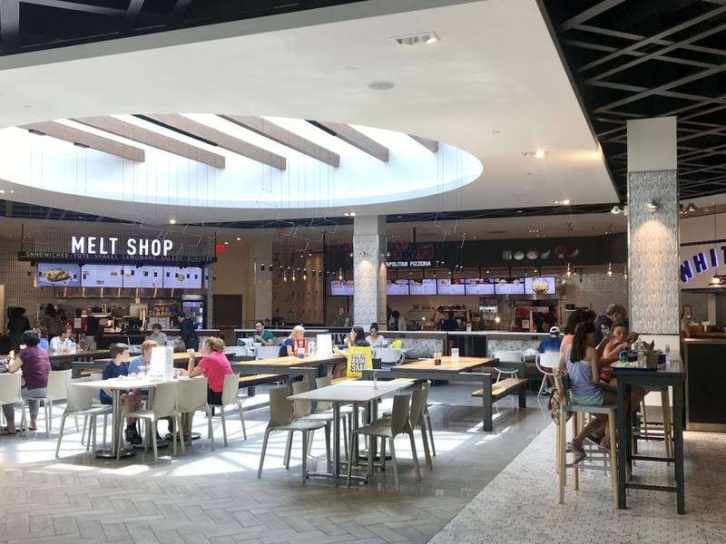 2 New Restaurants Complete Food Hall At The Westchester White