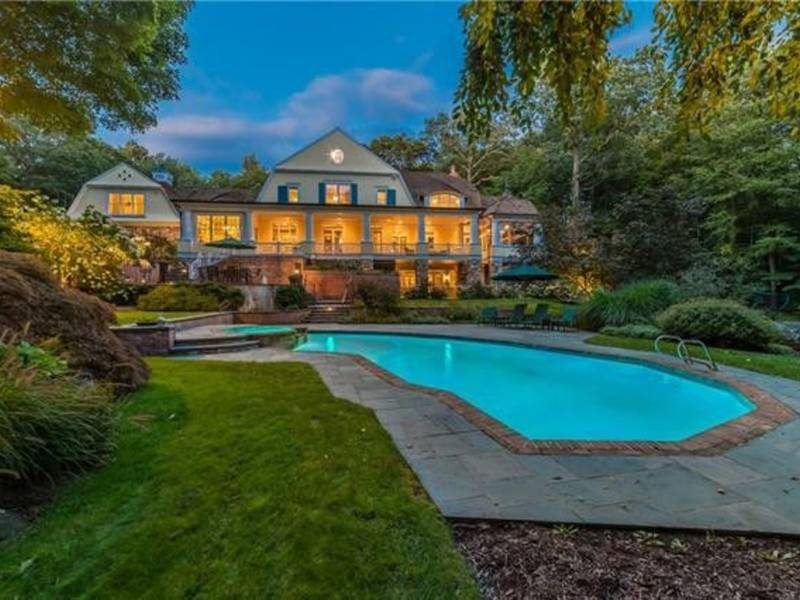 6 Magnificent Pools Homes For Sale In Westchester Bedford Ny Patch