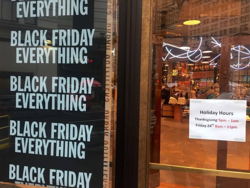 6d040dd426e New York Black Friday 2018  Store Hours