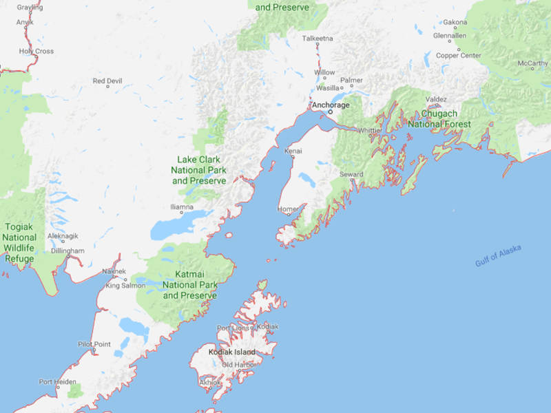 Coast Guard Officer From Hudson Valley Dies In Accident In AK ...