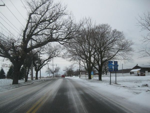 Watch For Snow Tuesday, National Weather Service Says