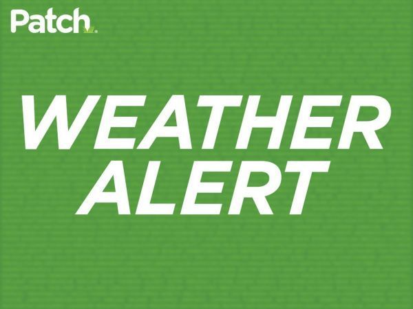 Snow ending, high winds possible Monday
