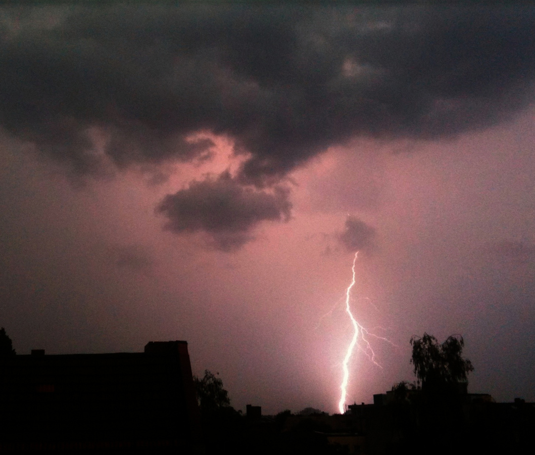 Stormy Weather Possible Through Friday; Heat Index To