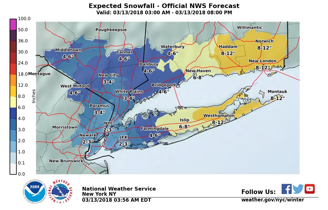 School Closings Long Island Nassau County
