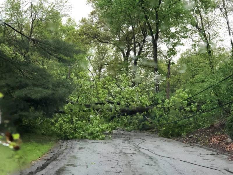 4 Confirmed Tornadoes In New York Tuesday : Patch PM | Malverne, NY ...