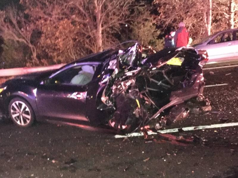 Update Man Killed After Chain Reaction Crash On I 5