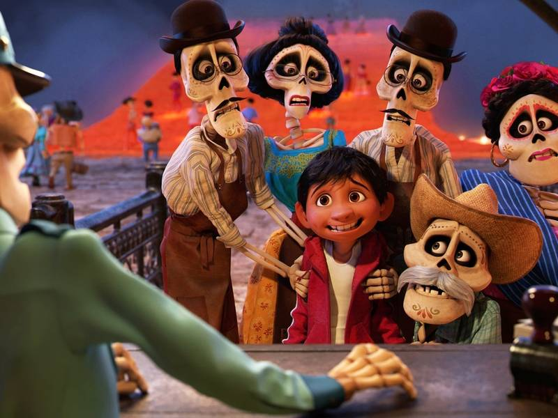 CREATING COCO: An interview with Pixar's Jason Katz ...
