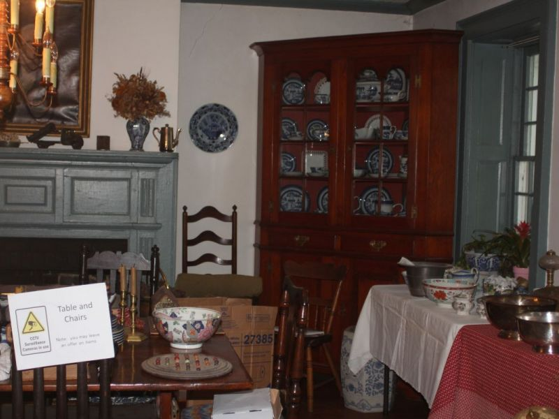 ESTATE SALE of a 295 YEAR Old Historical Home Filled w/Antiques ...