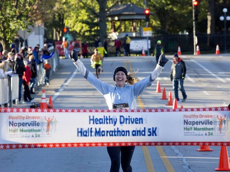 Edward-Elmhurst Health extends sponsorship of Naperville races