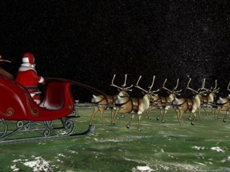 track santa live with norad on christmas eve