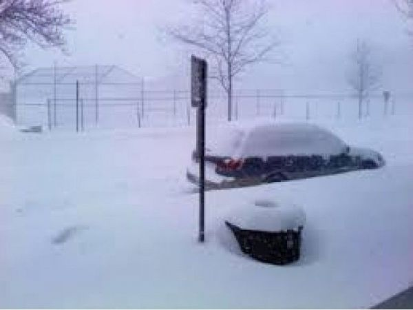 Gov. Christie declares state of emergency ahead of powerful snowstorm