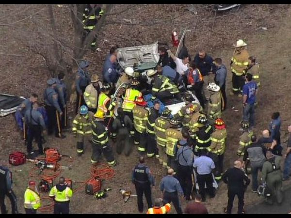7 Killed In 6 New Jersey Highway Crashes This Week