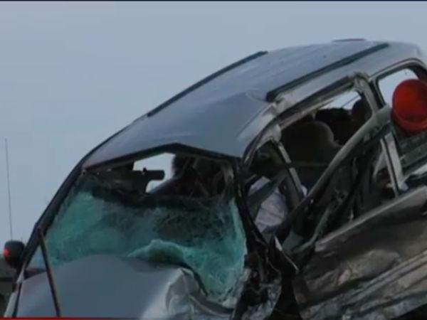 Killed, 3 Injured in Wrong-Way Crash on NJ Highway