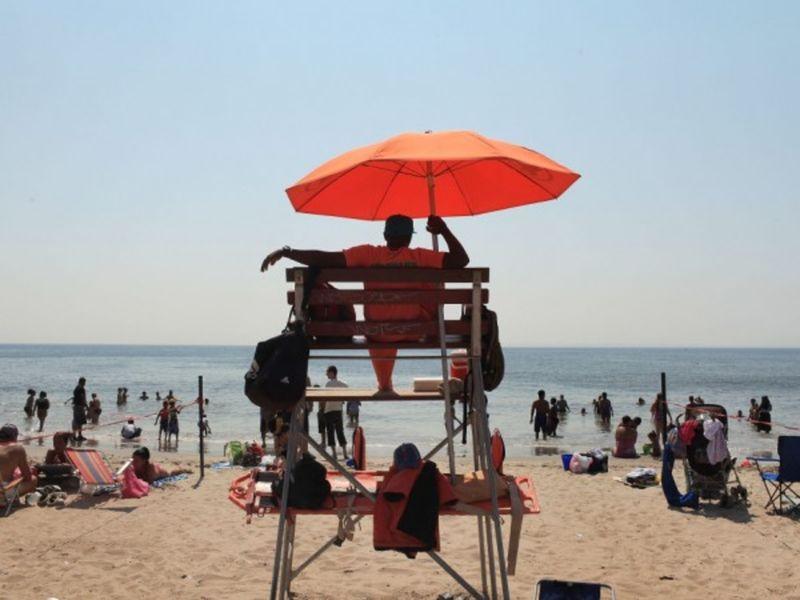 New Jersey Beach Closure Bacteria