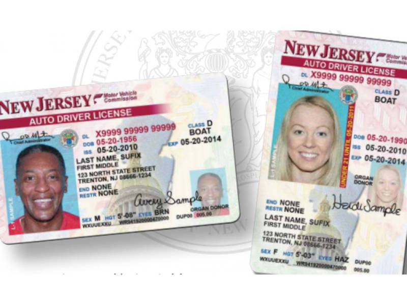 how to get a driving permit in nj