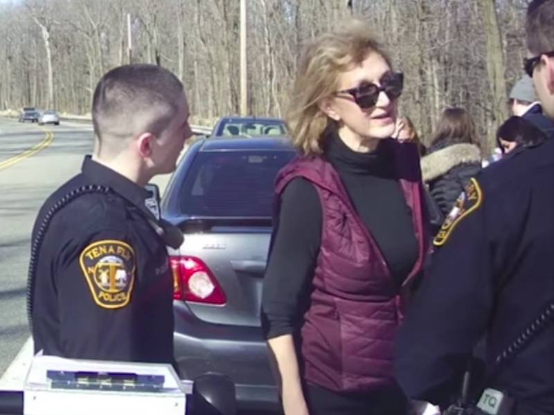 Video shows port authority commissioner cursing at nj cops - Bus from port authority to jersey gardens ...