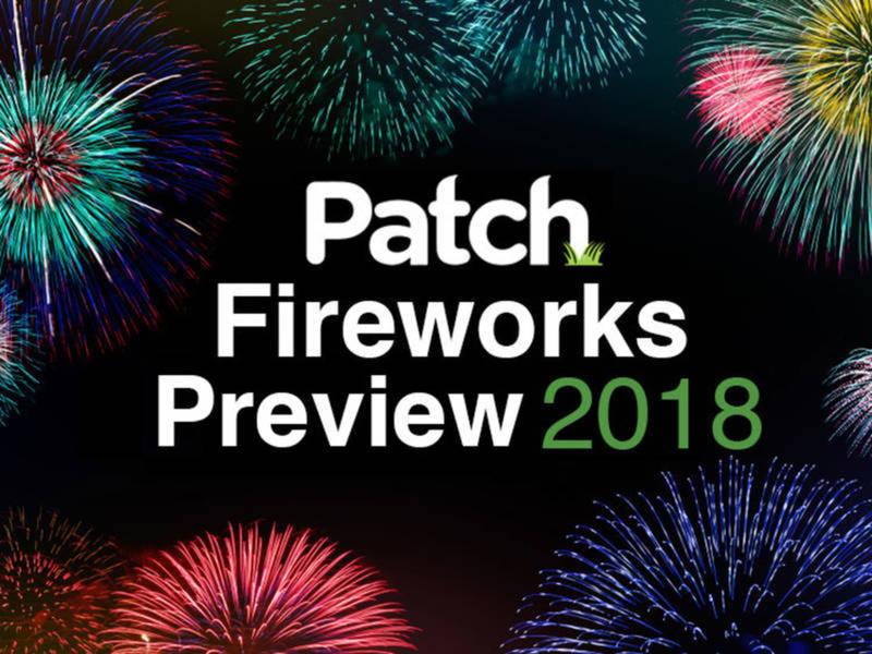 Point Pleasant Beach Fireworks