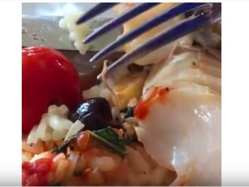 Video Shows Worm Found In Food At Asbury Park Restaurant Asbury