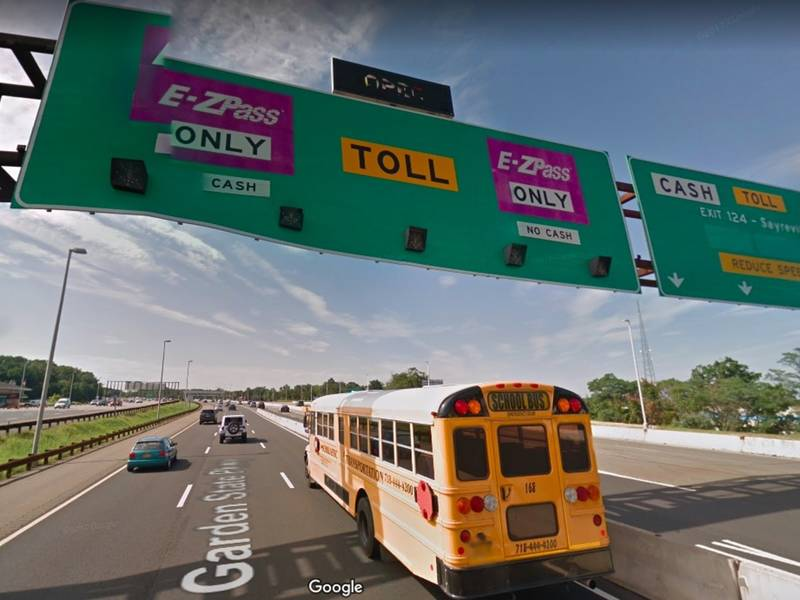 Garden State Parkway Will Lose Exact Change Lanes At Tolls | Point Pleasant, NJ Patch