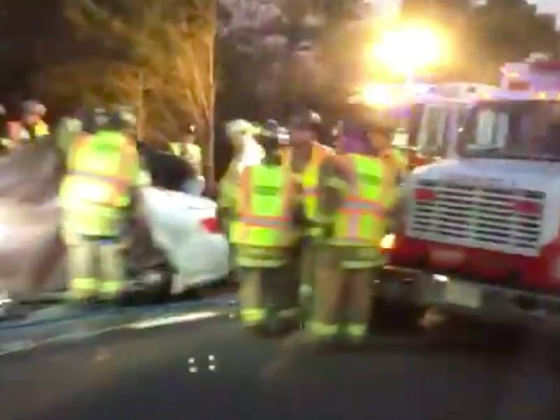 4 fatal victims id 39 d in garden state parkway crash in toms - Accident on garden state parkway today ...