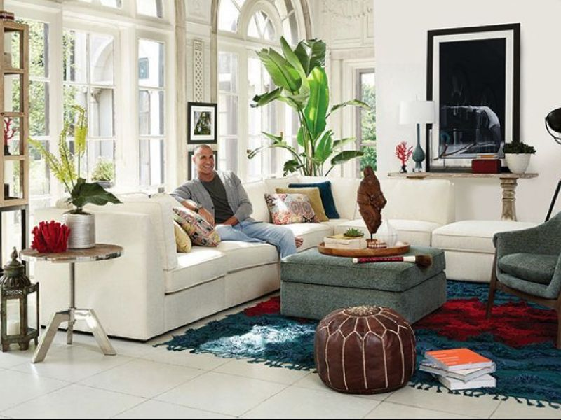 Celebrity Fashion Photographer Nigel Barker Launches New Furniture Line  Exclusively For Art Van Furniture. WARREN, MI ...