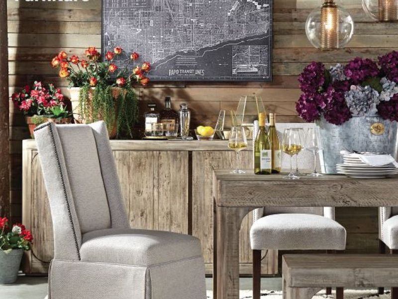Delicieux Trendsetting Modern, Urban And Classic Home Furnishings Anchor Art Van  Furnitureu0027s 2016 Fall Style Catalog