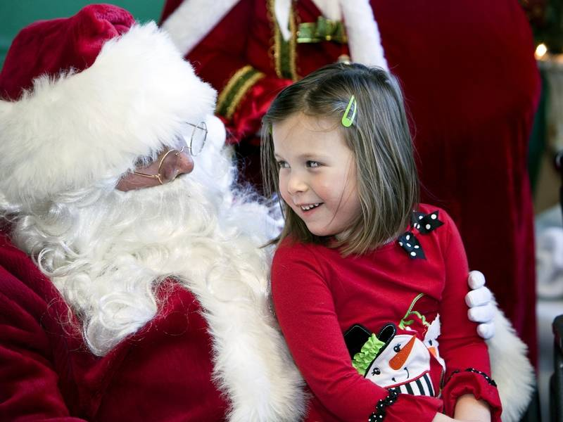 a christmas wish at the timbers of shorewood - The Christmas Wish