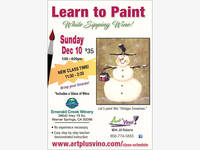 Temecula arts entertainment temecula ca patch for Paint and wine temecula
