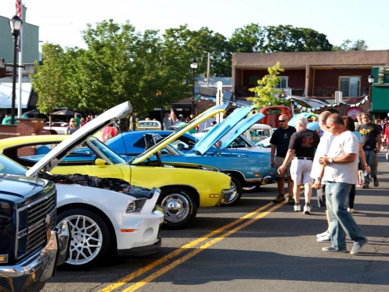 Nyack Classic Car Show