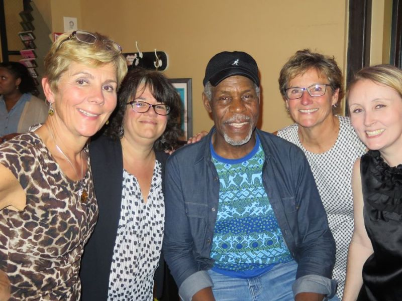 Danny Glover Guest Bartends for Rockland BOCES Family ...
