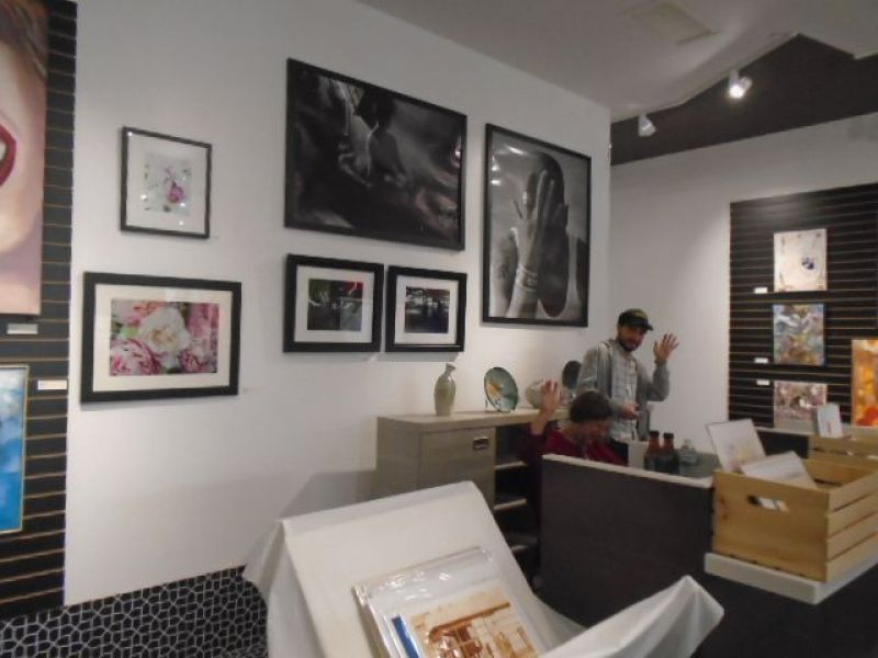 pop up art gallery from peekskill arts alliance peekskill ny patch. Black Bedroom Furniture Sets. Home Design Ideas