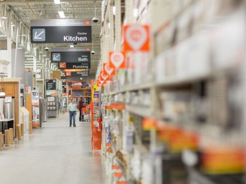 home depot hiring for busy spring season