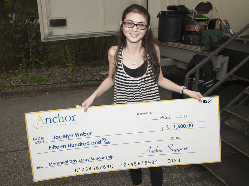 clarkstown south high schooler wins memorial day essay scholarship  clarkstown south high schooler wins memorial day essay scholarship contest