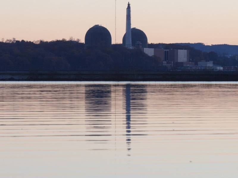 Indian Point 3 Restarted
