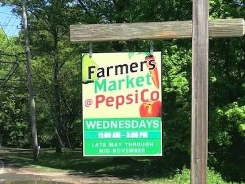 Pepsico Farmers Market Open For The Season On Wednesdays   Harrison ...