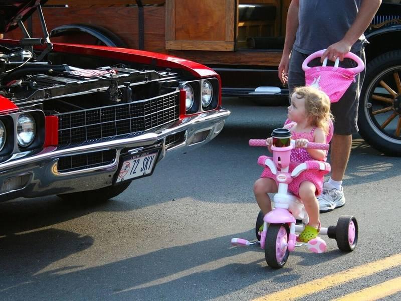 Classic Car Show Nyack