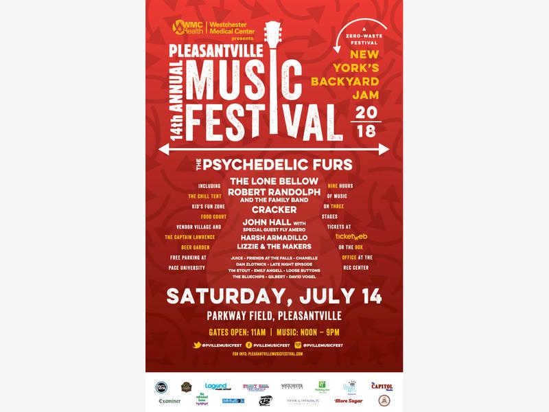 Pleasantville Music Festival Food