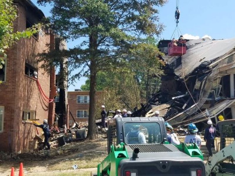 600k Donated To Silver Spring Apartment Blast Victims Silver