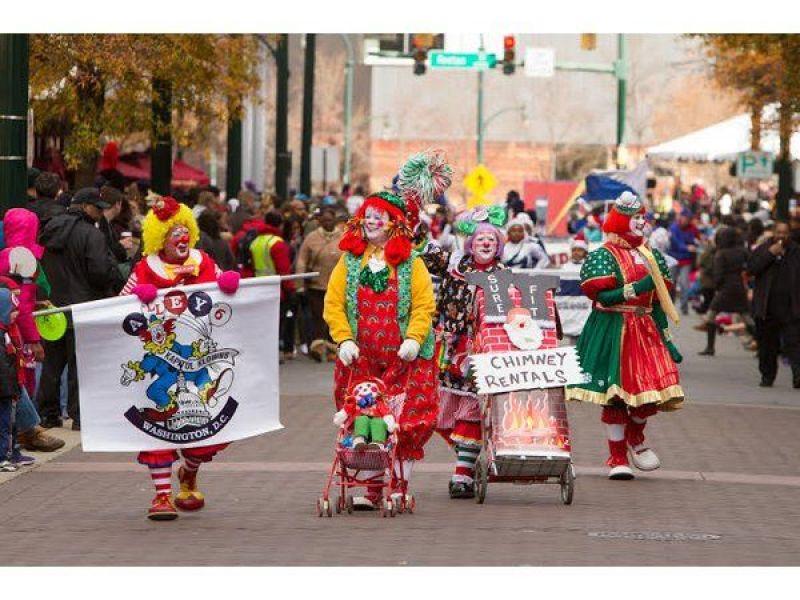 Rockville weekend events thanksgiving parade rockville for Sugarloaf crafts festival gaithersburg md