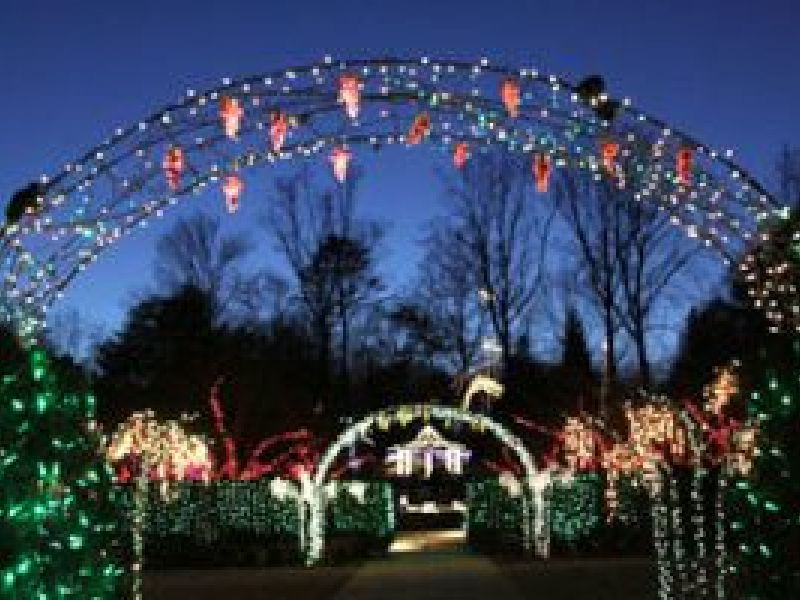 Holiday Light Shows Around Montgomery County | Rockville, MD Patch