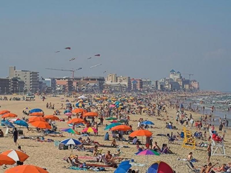 Ocean City Beach Named One Of Top Spots In U S